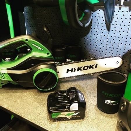 HiKoki–новое имя электроинструмента, силового оборудования и садовой техники Hitachi