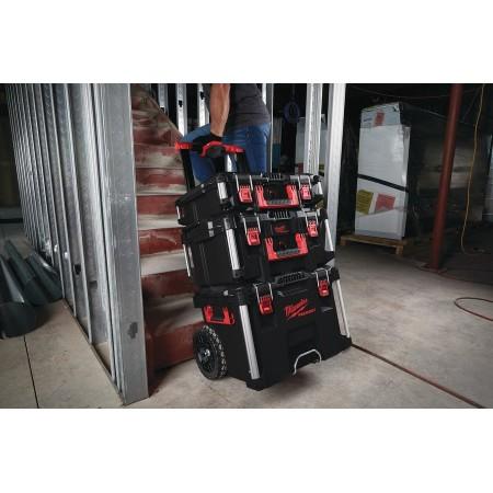 Рабочая станция Milwaukee Packout – новая система хранения и транспортировки инструментов, оснастки, принадлежностей и др.