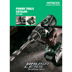 Catalog Hitachi 2018