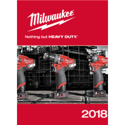 Catalog Milwaukee 2018\19