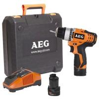 AEG BS 12C2 LI