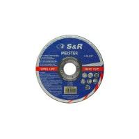 S&R Meister A30SBF (metal/inox) 125*2.0