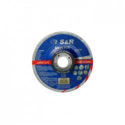 S&R Meister A24RBF (metal/inox) 125*6.0