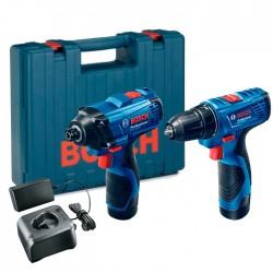 Bosch GDR120-LI+GSR120-LI