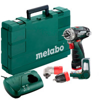 Metabo PowerMaxx BS Quick Basic Set (600156910)
