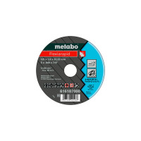 Metabo Flexiarapid (inox) 125*1.0 (616187000)