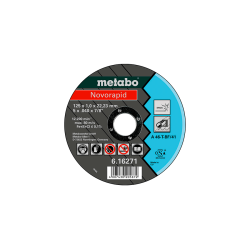 Metabo Novorapid (inox) 125*1.0