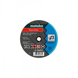 Metabo Novorapid(steel) 125 x 2.5