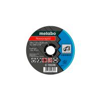 Metabo Novorapid(steel) 125 x 1,0 (61650600)