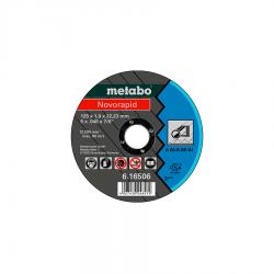 Metabo Novorapid(steel) 125 x 1,0
