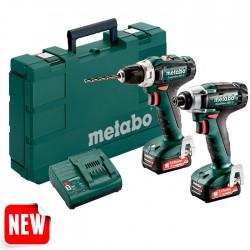 METABO COMBO SET2.7.1 12V