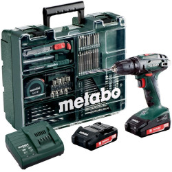 METABO BS18 Workshop