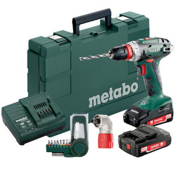 METABO BS18 Quick (SET)
