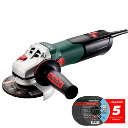 Metabo W9-125/1 Quick