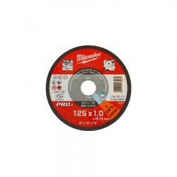 MILWAUKEE 125*1.0 pro+